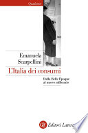 L'Italia dei consumi