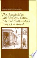 Maisonnée Dans Les Villes Au Bas Moyen Age