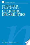 Caring for People with Learning Disabilities
