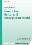 Hessisches Reise- und Umzugskostenrecht