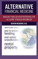 Alternative Financial Medicine