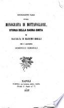 Opuscoletti varii, ovvero Monografia di Mottafollone