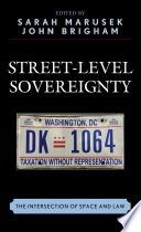 Street Level Sovereignty