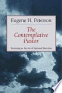 The Contemplative Pastor