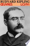 Rudyard Kipling   Oeuvres LCI 91