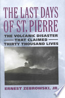 The Last Days of St  Pierre