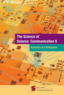 The Science of Science Communication II