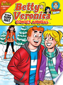 Betty & Veronica Comics Double Digest #240 : betty and veronica are excited to...