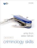 Criminology Skills