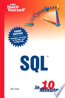 sams-teach-yourself-sql-in-10-minutes