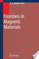 Frontiers In Magnetic Materials book