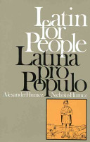 Latin for People   Latina Pro Populo