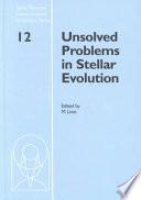 Unsolved Problems in Stellar Evolution Pdf/ePub eBook