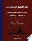 Dornbirner Kochbuch
