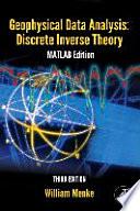 Geophysical Data Analysis book