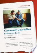 Community Journalism