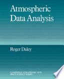Atmospheric Data Analysis