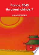 France  2040   Un avenir chinois