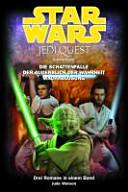 Star Wars Jedi Quest Sammelband 03