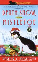 download ebook death, snow, and mistletoe pdf epub