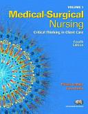 Medical Surgical Nursing Volumes 1 & 2 Value Pack (Includes Prentice Hall Real Nursing Skills: Intermediate to Advanced Nursing Skills)