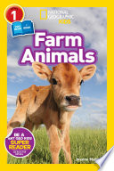 National Geographic Readers  Farm Animals  Level 1 Co reader
