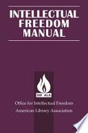 Intellectual Freedom Manual book