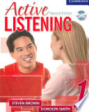 Active Listening 1 Student s Book with Self study Audio CD