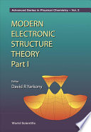 Modern Electronic Structure Theory book