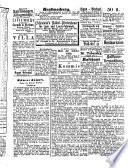 Prager Abendblatt 1867 - 1918