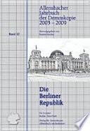 2003–2009 (Die Berliner Republik)