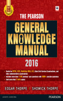 The Pearson General Knowledge Manual 2016