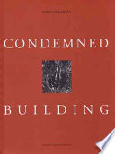 Condemned Buildings Book PDF
