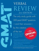 GMAT Verbal Review