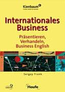Internationales Business.