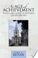 An Age of Achievement