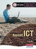 Edexcel AS GCE Applied ICT Single Award