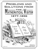 Problems and Solutions from The Mathematical Visitor, 1877-1896