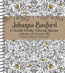 Johanna Basford 2017 2018 16 Month Coloring Diary