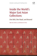 download ebook inside the world\'s major east asian collections pdf epub