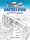 U S A  Facts   Fun Activity Book