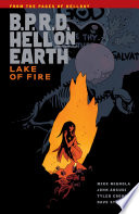 B P R D  Hell on Earth Volume 8  Lake of Fire