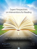 Expert Perspectives on Interventions for Reading