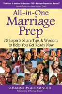 All In One Marriage Prep 75 Experts Share Tips Wisdom To Help You Get Ready Now