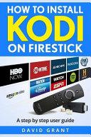Kodi  How to Install Kodi on Firestick