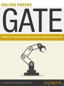 GATE Solved Papers for Production   Industrial  PI