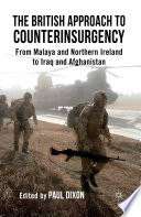 The British Approach to Counterinsurgency