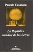 La República mundial de las letras
