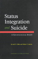 Status Integration and Suicide