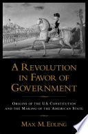 A Revolution in Favor of Government: Free download PDF and Read online